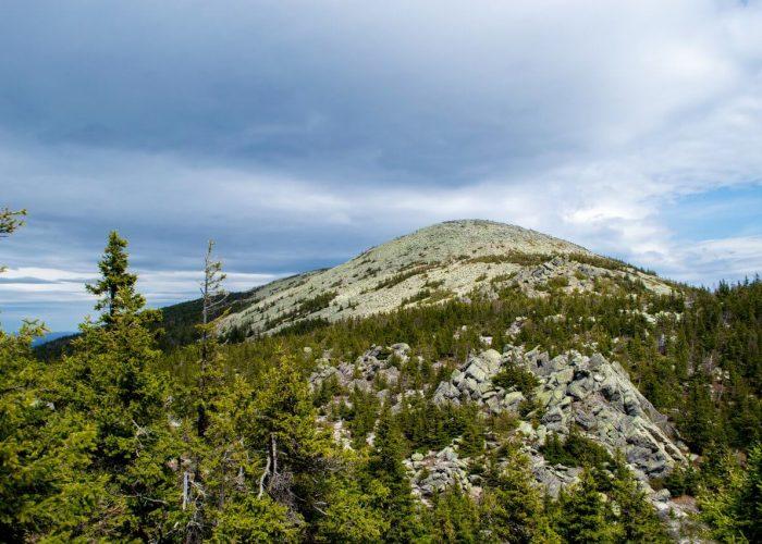 Гора Круглица, Таганай, Челябинская область