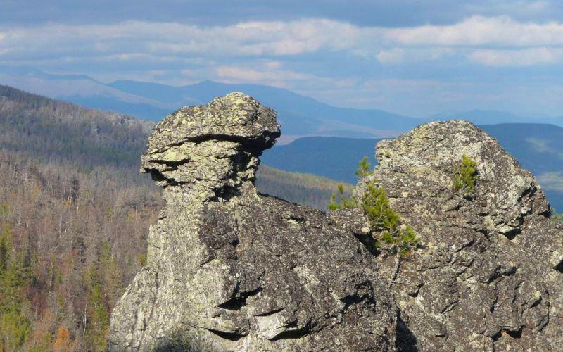 Гора Кумба, Золотой Камень (Северный Урал)
