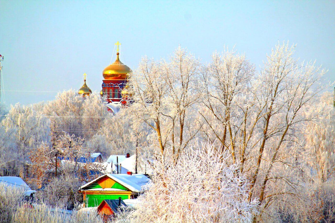 Город Оса, Свято-Троицкий собор