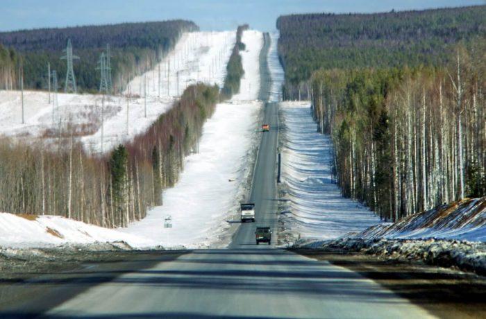 Маршрут по горам Северного Урала