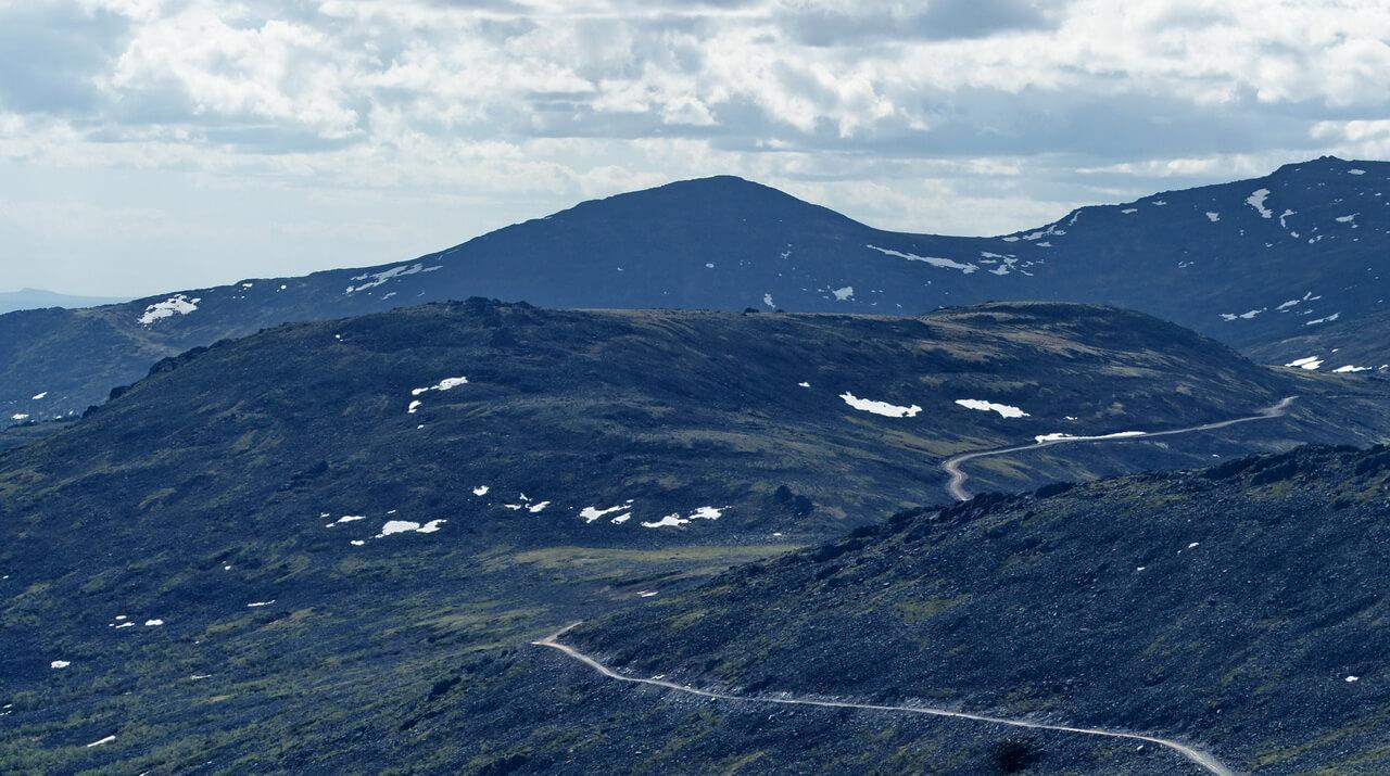 Гора Трапеция