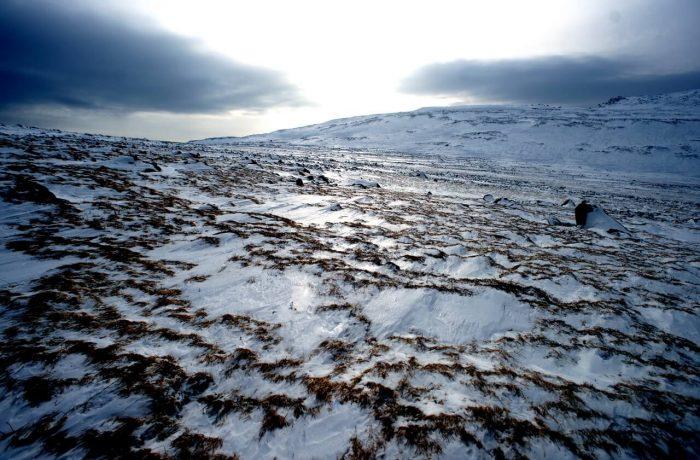 Иовское плато и Иовский провал