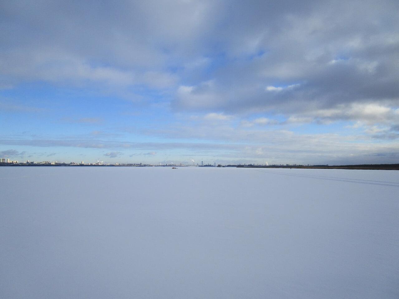 Графская пристань и Верх-Исетский пруд