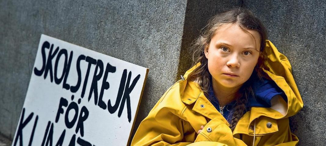 Вдохновленные Гретой Тунберг: в Екатеринбурге пройдет одиночный «климатический пикет»