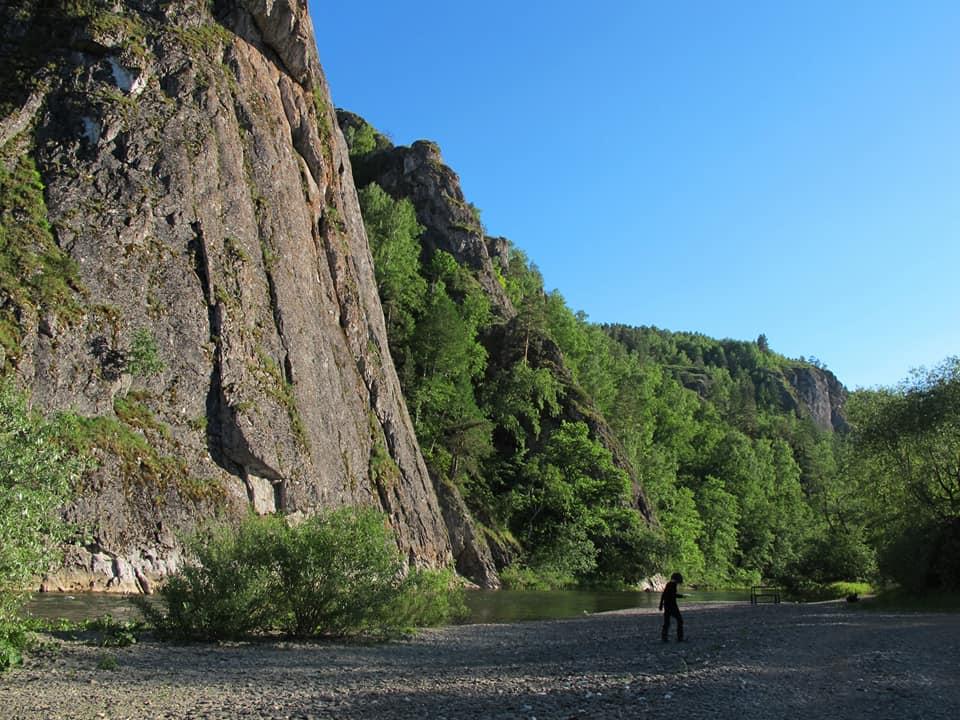 Мурадымовское ущелье, Башкортостан