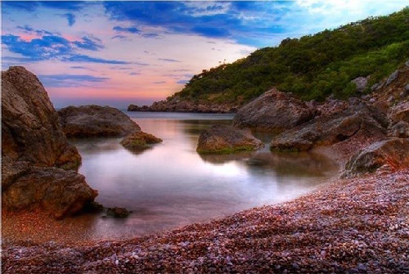 Грозовые камни, Река Юрмаш, Башкортостан