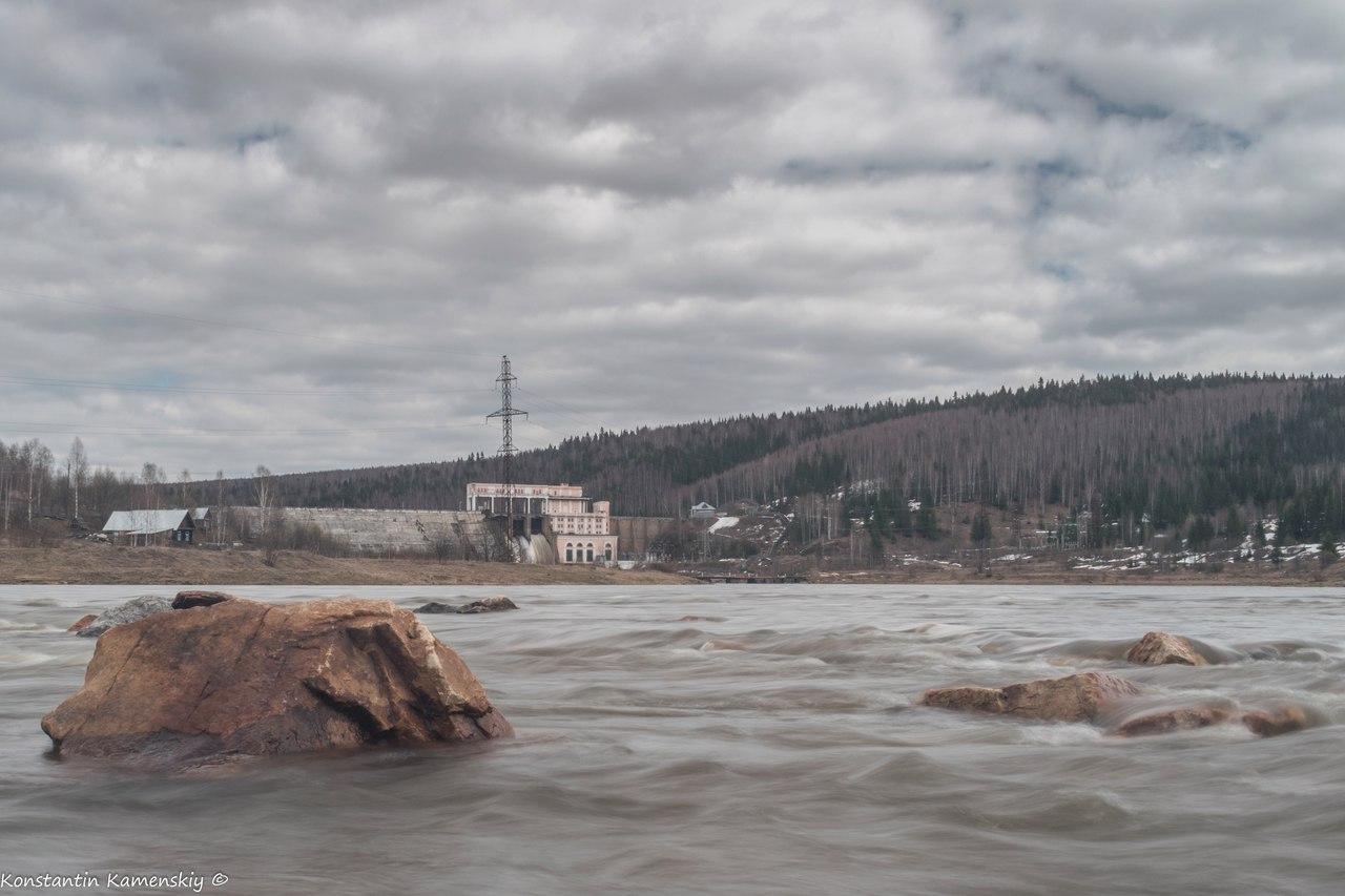 Широковское водохранилище, Широковская ГЭС