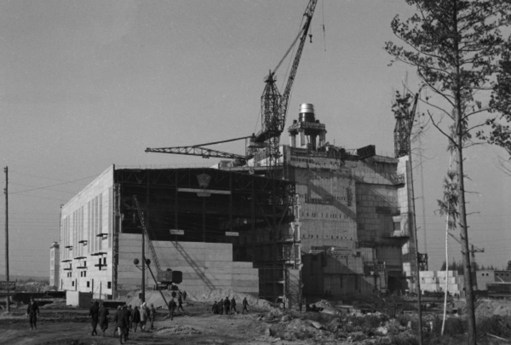 История строительства Белоярской АЭС