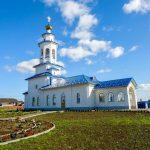 В Соликамске освятили новый храм