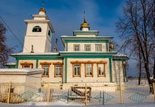 Семь чудес Артинского района: Храм Троицы Живоначальной