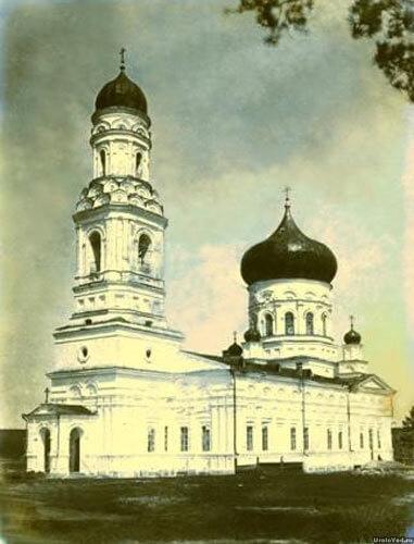 Храмы Каменского района, Каменск-Уральский, Свердловская область