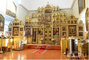 Единоверческий храм во Имя Рождества Христова, Екатеринбург