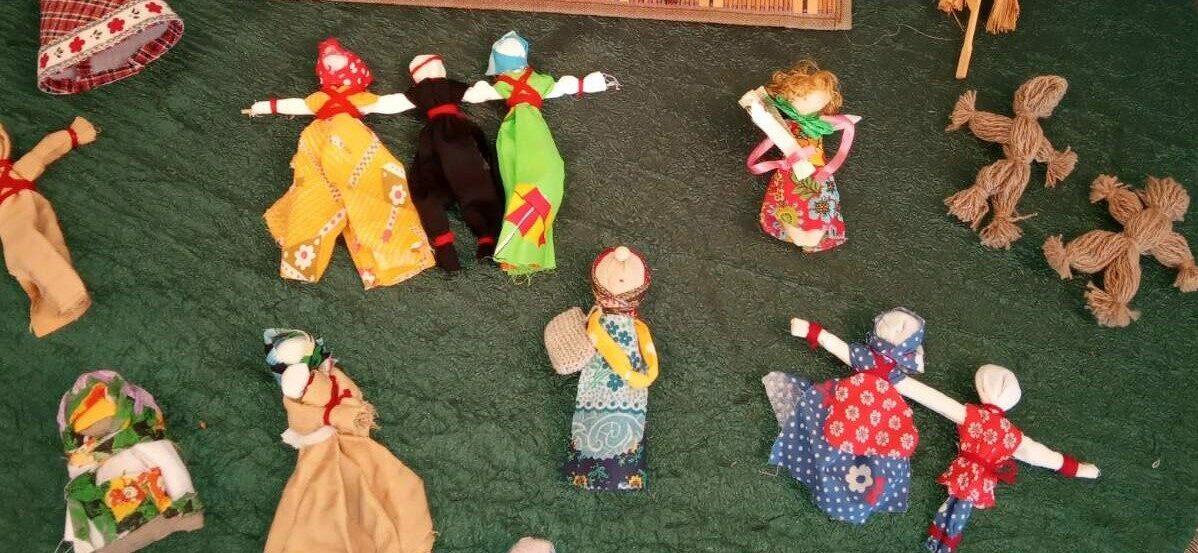 Уральсекий оберег, история Урала, тряпичные куклы, куклы-обереги, Исетское, Тюменская область, малые города, Исетский народный краеведческий музей