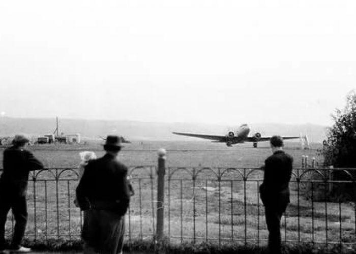 Белорецк. Аэропорт. 1968 год. Mavlit (Москва). (С). Сайт www.southural.ru