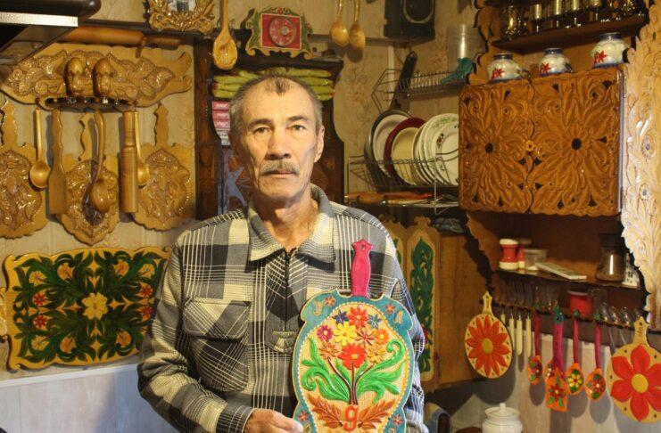 Удивительные люди Медногорска: Урал Япанов и его дом-музей