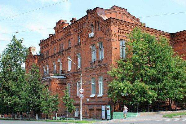 Мариинская женская гимназия. Автор фотографии - Samisusami