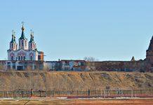 Далматово и Далматовский монастырь