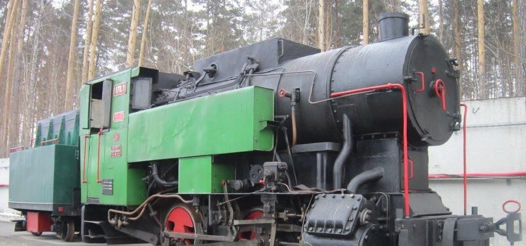 Танк-паровоз 1938 года прибыл в екатеринбургский музей из Чехии