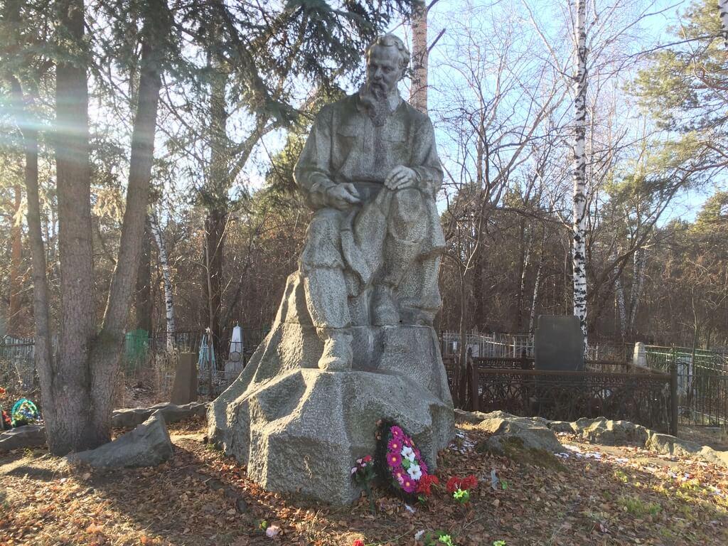 Ивановское кладбище, Екатеринбург, Свердловской области