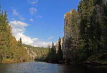 Река Ивдель