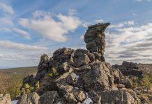 Скала Верблюд, Гора Качканар, Свердловская область