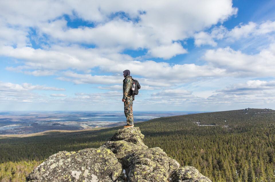 Гора Качканар, Свердловская область