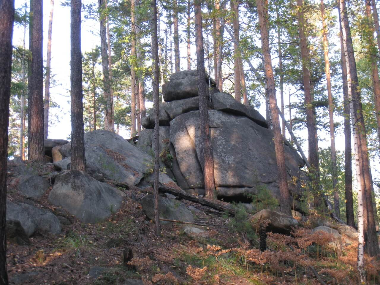 Каменная Ельчевошная Джакузи