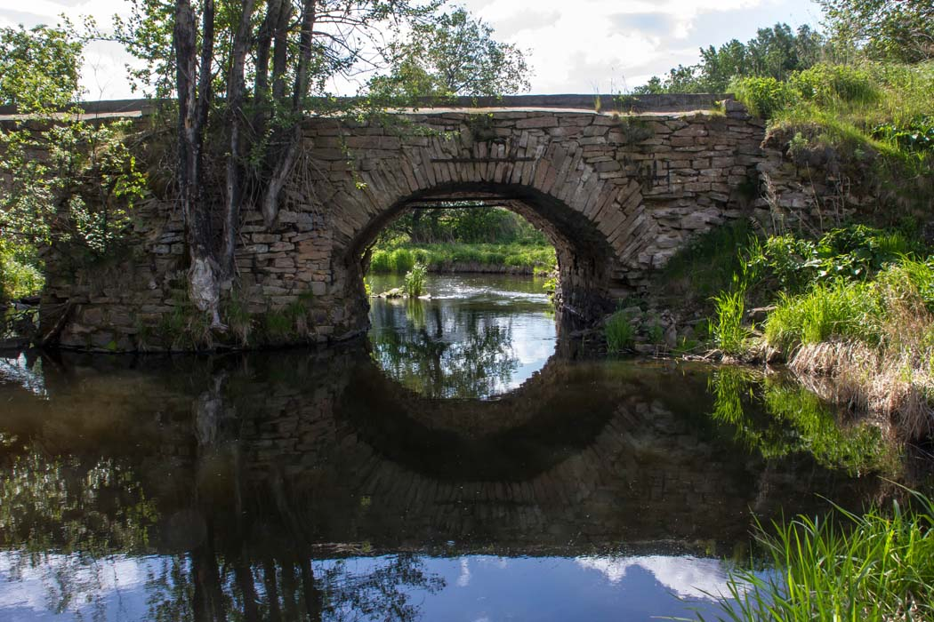 Мост через реку Синара