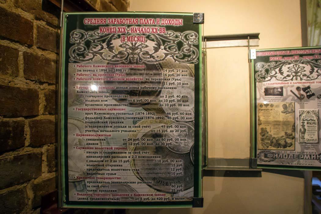 Краеведческий музей, Каменск-Уральский