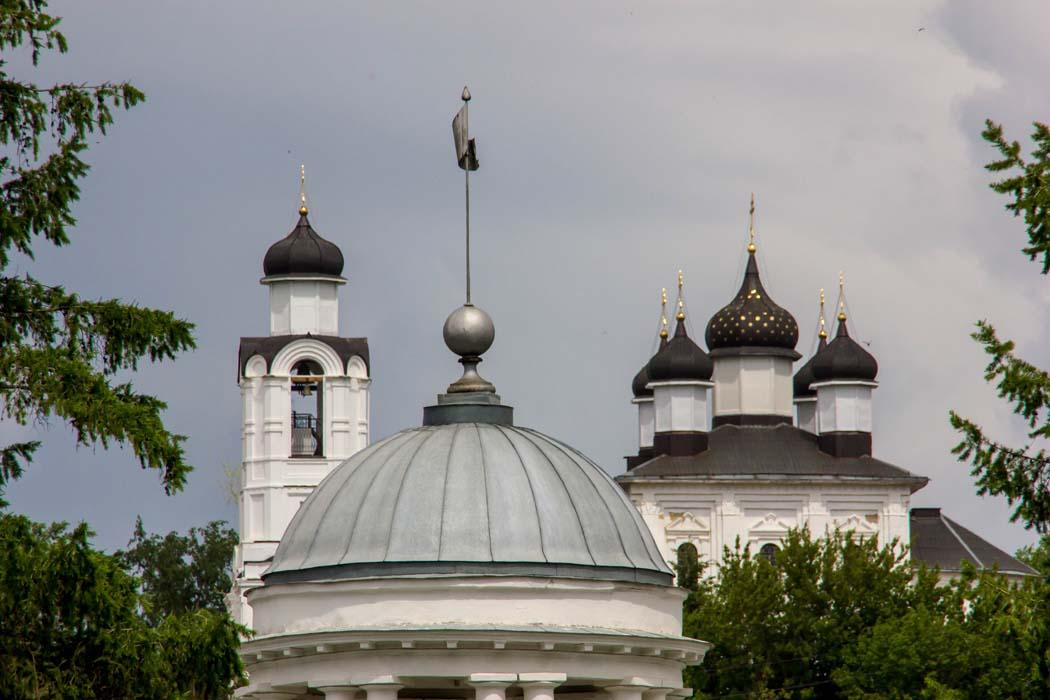Церковь Спаса Преображения, Каменск-Уральский