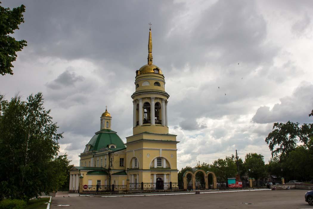 Свято-Троицкий собор, Каменск-Уральский