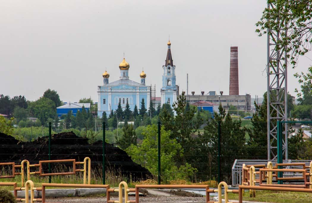 Покровская церковь, Каменск-Уральский