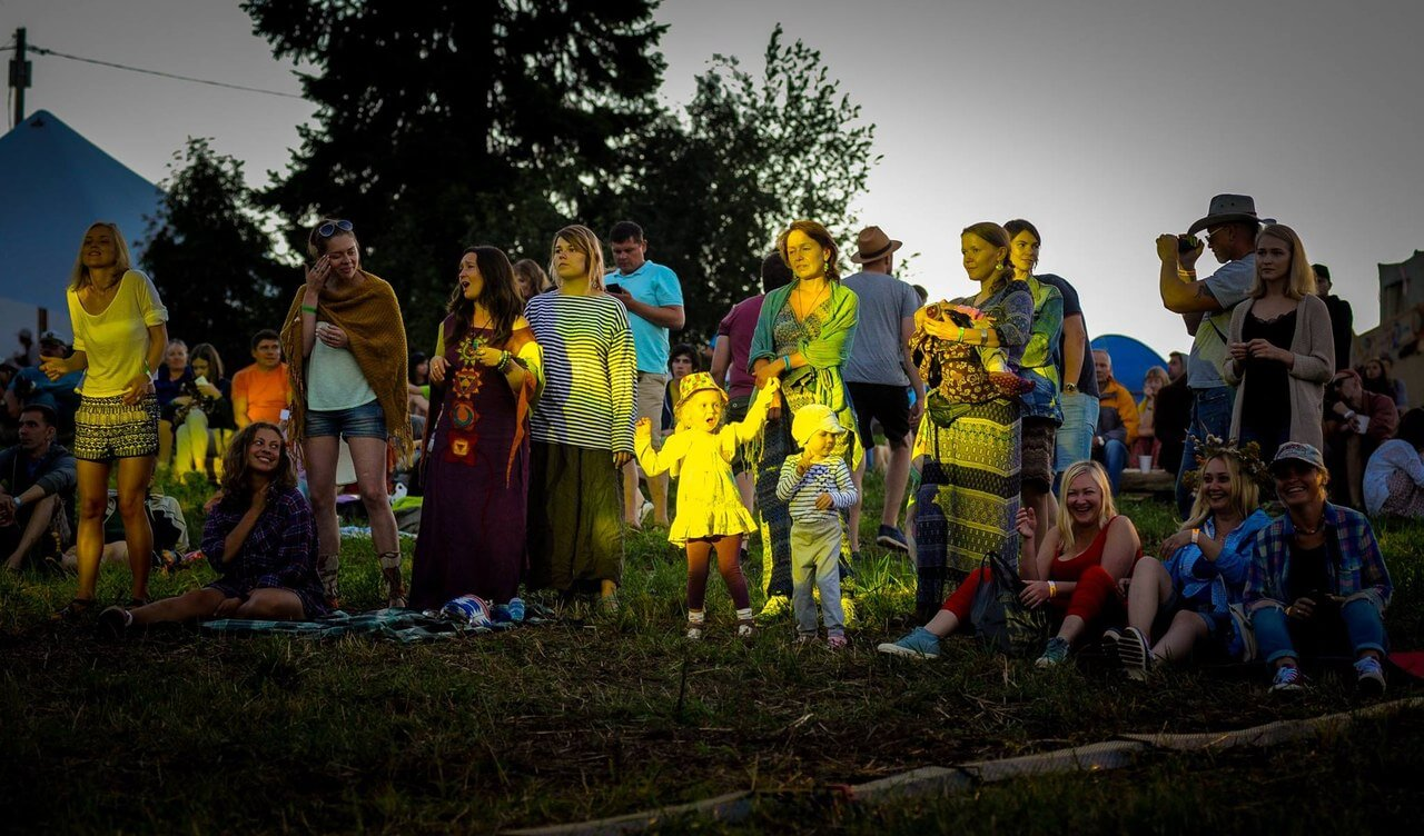 Фестиваль KAMWA, Хохловка