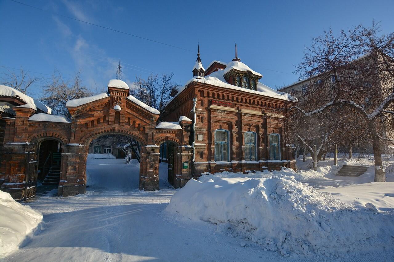 Бывшая иконостасная мастерская, Камышлов, Свердловская область