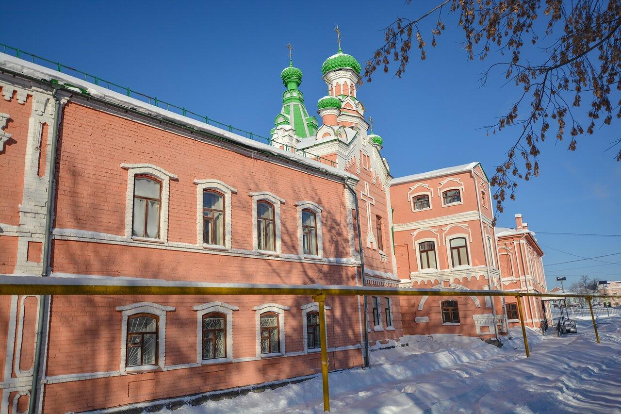 Князе-Михайловская домовая церковь, Камышлов, Свердловская область