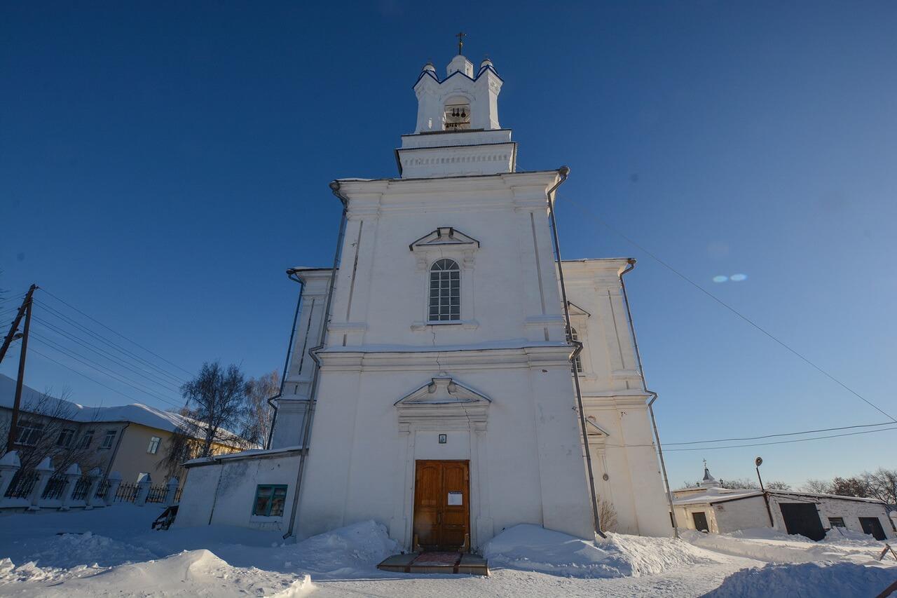 Собор Покрова Пресвятой Богородицы, Камышлов, Свердловская область