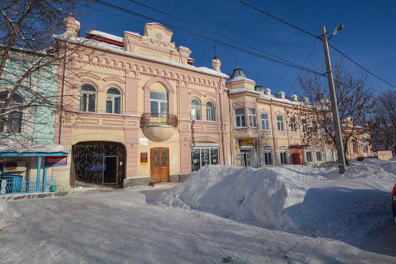 Дом купца Ивана Бойцова, Камышлов, Свердловская область