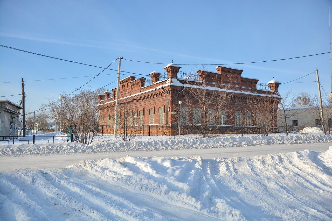 Камышловский краеведческий музей, Камышлов, Свердловская область