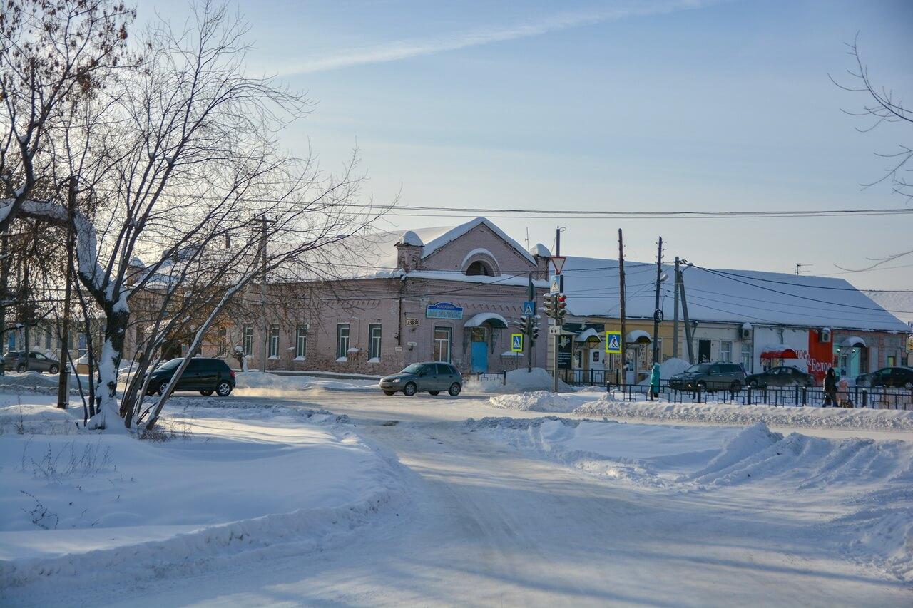 Бывшая фабрика «Маяк», Камышлов, Свердловская область