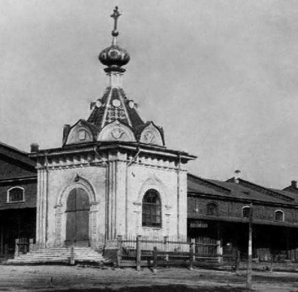 Камышлов, Часовня Александра Невского