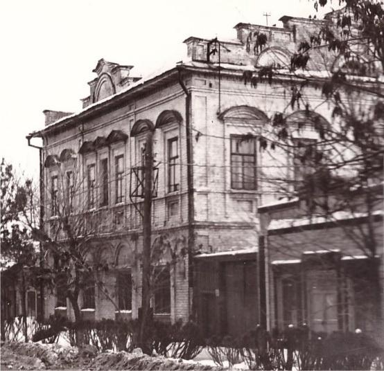 Камышлов, Городской особняк купца Козырицкого