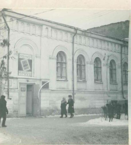Камышлов, Дома купца Мещерякова