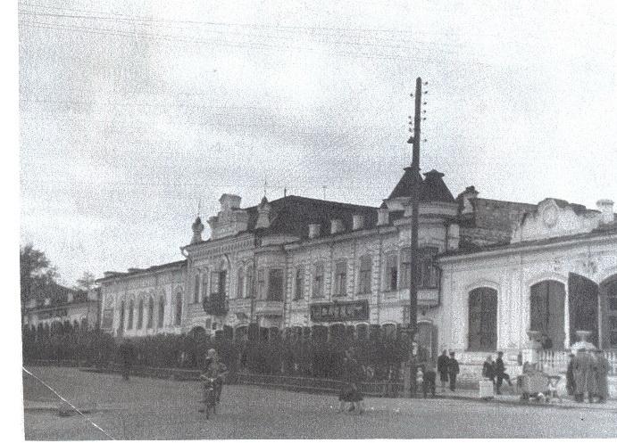 Камышлов, Магазин Ивана Бойцова