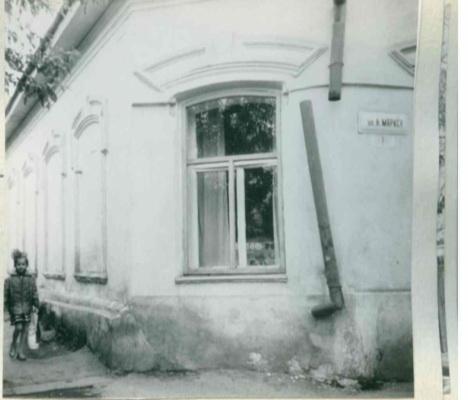 Камышлов, Дом купчихи Страховой