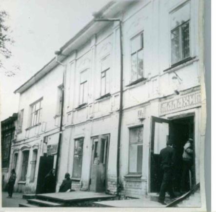 Камышлов, Здание торгового назначения