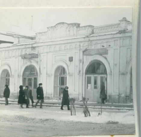 Камышлов, Торговое здание купчихи Кутьиной