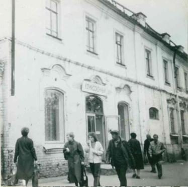 Камышлов, Торговое здание