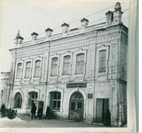 Камышлов, Особняк купца Заспанова