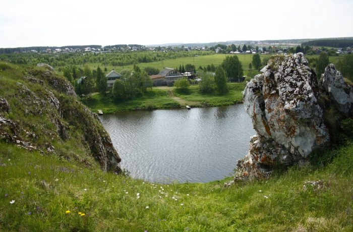 Слободские скалы