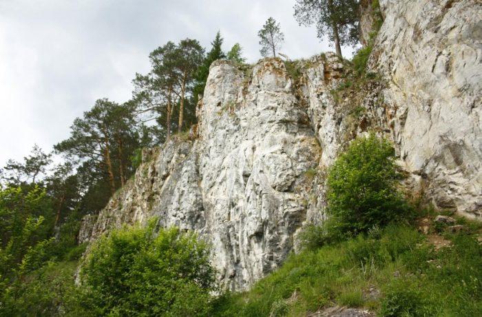 размеры Георгиевского камня впечатляют